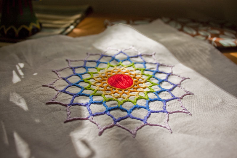 embroiderymandala